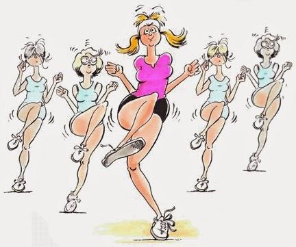 clase aerobic