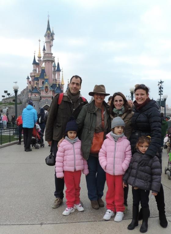 Familia Con G de genial!