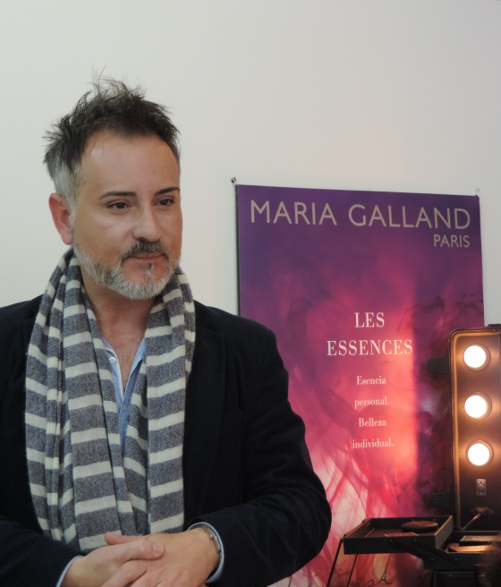 Paco Navarro maquillador profesional
