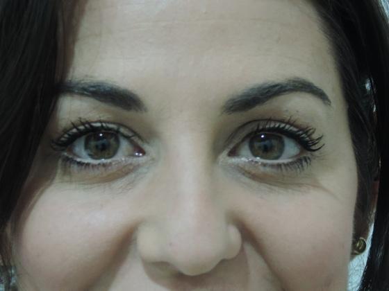 Espectaculares ojos de María